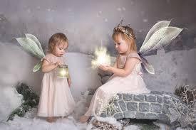 snow fairy child photographer christmas photoshoots essex