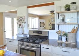 Farmhouse Style Kitchen by The Transformation Of Our Fixer Upper