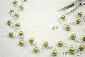 necklace making set images Jewelry crafts ideas adorable pearl necklace earring set jpg
