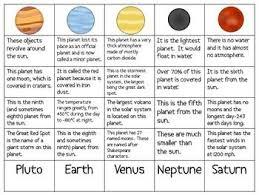 58 best 4th grade solar system images on pinterest teaching