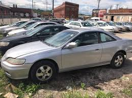 2002 honda accord v6 coupe honda accord for sale in cincinnati oh carsforsale com