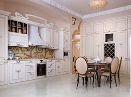 Painting Kitchen Cabinets Antique White Kitchen Charleston Antique White Kitchen Cabinet Featuring Gray