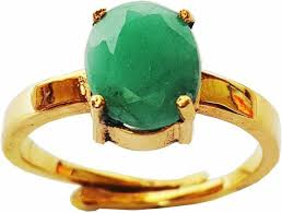 green gemstones rings images Emerald rings buy emerald rings online at best prices in india jpeg