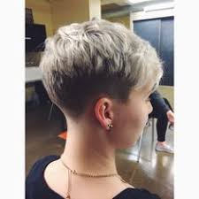 clipper cut hairstyles for women goshorter who said girls can t pull off short hair aveda