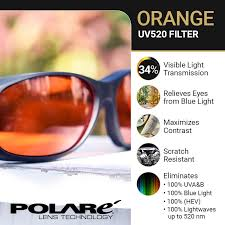 low blue light glasses aviator xl black orange uv filters cocoons professional grade