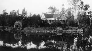 Cottage Los Angeles by Baldwin U0027s Belvedere The Queen Anne Cottage At The L A Arboretum
