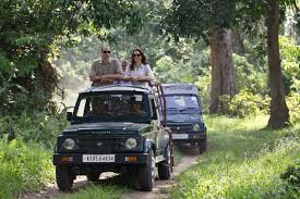 indian police jeep kate and wills share emotional end to india tour by retracing