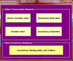 Excel Inventory Template Abcaus Excel Inventory Template And Tracker