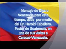 profecias cristianas para el 2016 profecia para venezuela para este tiempo prof harold caballero