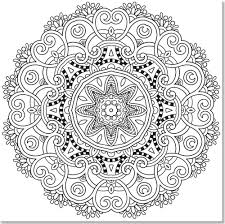 mandala designs coloring book 31 stress relieving designs