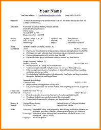 Educational Qualification In Resume Format Resume Types 6 Combination Resume Format Uxhandy Com