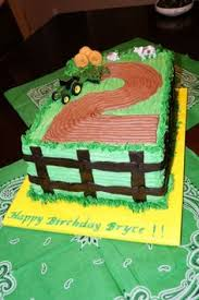 john deere cakes cupcakes and cookies themed birthday parties