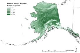 Uaa Map Species Richness