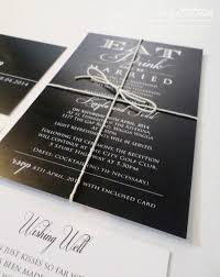 Eat Drink And Be Married Invitations Eat Drink And Be Married Invitation Boutique Wagga Wagga