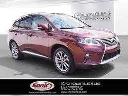 lexus pre owned ontario used 2015 lexus rx 350 fwd 4dr for sale colma ca lf2423061