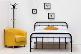 Cheap Black Bed Frame Vintage Black Metal King Size Bed Frame Different Ideas Black