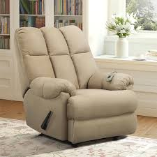 Best Recliners by Furniture U0026 Rug Stratolounger Massage Recliners Homcom