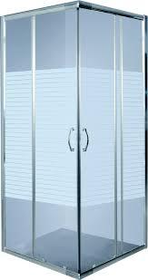 boxs doccia box doccia quattro quadrato 70 80 x 70 80 h190cm vetro 4mm