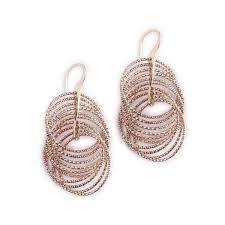 gold plated earrings 22k gold plated sterling silver drop earrings erwin pearl