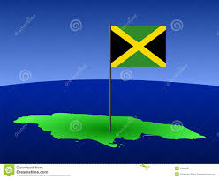 Jamaican Flag Day Jamaica Flag Pole Stock Photo Image Of Jamaica Flag 50866138