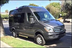lexus van usa 2018 mercedes sprinter 4x4 camper van usa review ausi suv truck 4wd