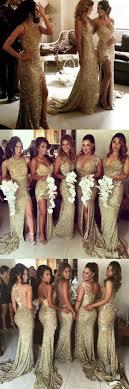 gold color bridesmaid dresses best 25 gold bridesmaid dresses ideas on gold