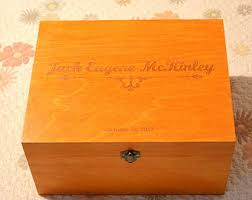 Customized Keepsake Box Christening Box