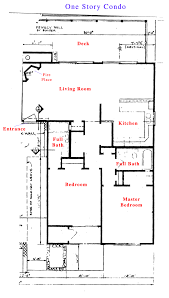 european house plans one story floor plans toxaway views condominiums floor plans floor