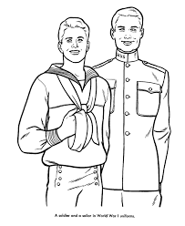veterans day coloring pages printable veterans day coloring pages free printable veterans day coloring