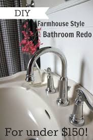 cheap bathroom suites under 150 a bathroom on a mission how a bathroom was beautifully redone for