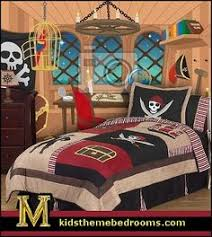 Jake And The Neverland Pirates Curtains Pirate Bedroom Pirates Murals Kids Bedroom Design Photos