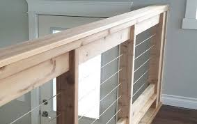 Wooden Banister Rails Diy Stair Railing Projects U0026 Makeovers Decorating Your Small Space