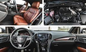 cadillac ats 2015 2015 cadillac ats coupe 2 0t manual test review car and driver