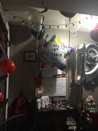 best 25 birthday room surprise ideas on pinterest photo collage