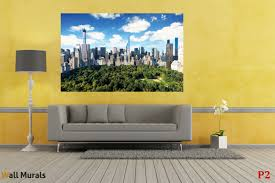 mural view of new york central park wallpapers mural view of new york central park