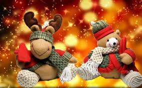 30 cartoon christmas wallpaper pictures