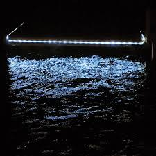 solar led dock lights solar lights dock edge