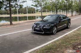 lexus luxury sports car 2017 lexus is 200t sports luxury review video performancedrive