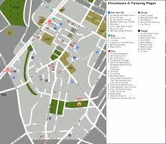 Singapore Subway Map by Singapore Chinatown U2022 Mapsof Net