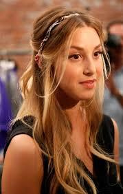 headband ponytail 20 stylish half ponytails