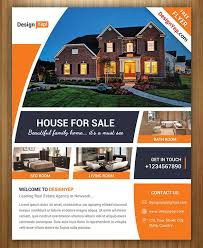 30 amazing free real estate flyer templates psd download