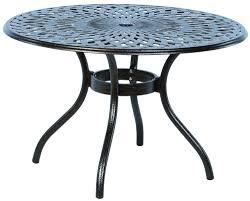 Alfresco Home Outdoor Furniture by Alfresco Home Westbury Cast Aluminum 48
