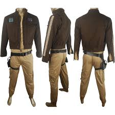 halloween costume scientist rogue one a star wars story captain cassian andor costume unique