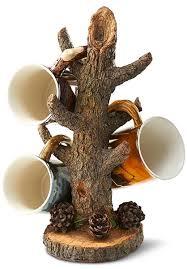 Tree Mug Tree Mug Holder Cabin Place