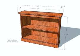 Wooden Bookshelf Small Wooden Bookcase Plans Easy Wood Bookshelf Plans Wood Project