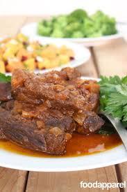 boneless crockpot pork ribs recipe food apparel