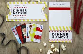 dinner and a gift card free printable give date for a wedding gift gcg