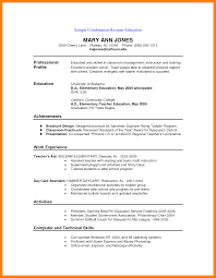 An Effective Chronological Resume Sample Resume Examples 10 Best Ever Good Cool Effective Detailed Perfect