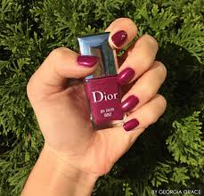 dior addict limited edition nail polish swatches u0026 review by