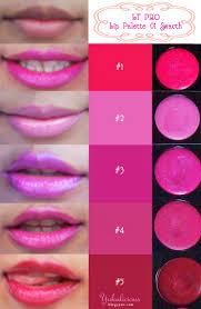 Lipstik Lt Pro Lip yukalicious review swatch lt pro lip colour palette 01
